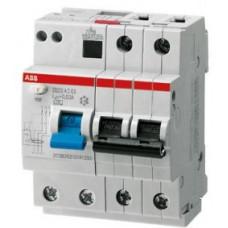 Автомат дифференцального тока 4мод. DS202 AC-B32/0,03