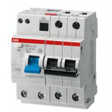 Автомат дифференцального тока 4мод. DS202 AC-C6/0,03