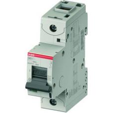 Автоматический выключатель 1 полюс. S801C C100