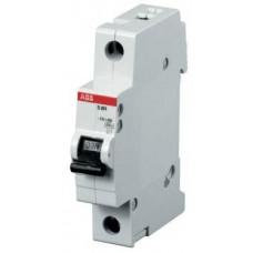 Автоматический выключатель 1-полюсной S201M B10