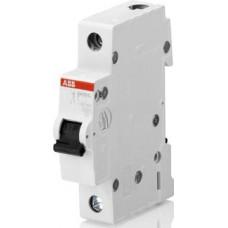 Автоматический выключатель 1-полюсной SH201 C 6
