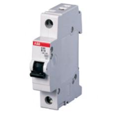 Автоматический выключатель 1-полюсный S201 B10