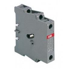 Блокировка реверсивная электро-механическая VЕ5-1 для контакторов AX09 ... AX40