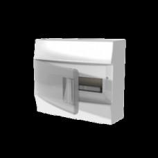 Бокс настенный Mistral41 24М прозрачная дверь (с клемм)