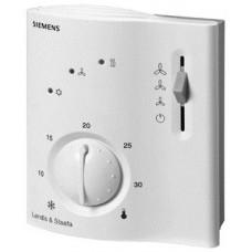 Электронный комнатный термостат для 4-трубных фэнкойлов AC 230 V +10/-15%