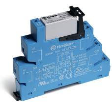 Интерфейсный модуль, электромеханическое реле; 2CO 8A; питание 12В DC (чувствит.);