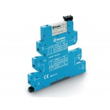 Интерфейсный модуль, электромеханическое реле, серия MasterINPUT; 1CO 6A; питание 24В AC/DC;