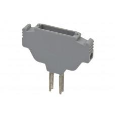 Картридж (пустой) для клемм AVK 2.5F/CF; AVK SKT