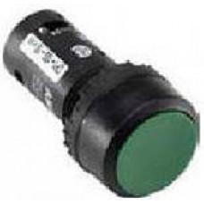 Кнопка CP1-30G-01 зеленая без фиксации 1HЗ