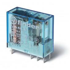 Миниатюрное универсальное электромеханическое реле;  1CO 16A;  катушка 5В DC (чувствит.);