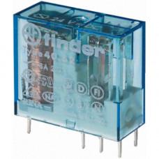 Миниатюрное универсальное электромеханическое реле;  2CO 8A; катушка 24В DC (чувствит.);