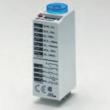 Миниатюрный мультифункциональный таймер (AI, DI, SW, GI);  питание 48В АС/DC; 4CO 7A; регулировка времени 0.05с…100ч;