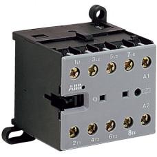 Миниконтактор B7-30-10 12A (400В AC3) катушка 24В АС