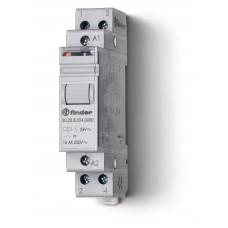 Модульное электромеханическое шаговое реле; 1NC+1NO 16А, 2 состояния;  питание 110В DC;