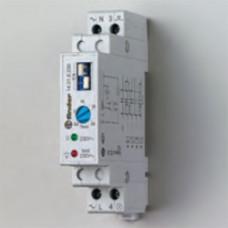Модульный электронный лестничный таймер мультифункциональный; 1NO 16A