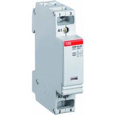 Модульный контактор ESB-20-02 (20А AC1) 220 В АС