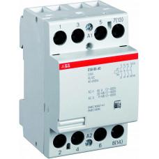 Модульный контактор ESB-24-22 (24А AC1) катушка 220В АС/DC