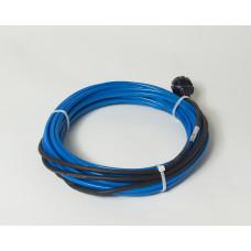 Нагревательный кабель DEVI DPH-10, с вилкой 12 м  120 Вт при +10°C  98300076