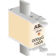 Предохранитель OFAF000H40 40A тип gG размер000, до 500В