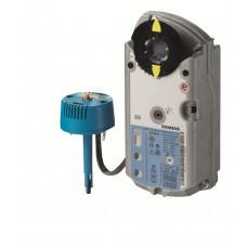 Привод противопожарной заслонки, 7 Nm, пружинный возврат, 2-поз., AC 230V
