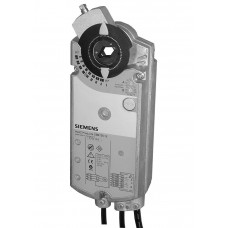 Привод воздушной заслонки, поворотный, 35 Nm, 3-поз., AC 24V
