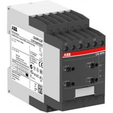Реле контроля CM-MPN.52P без контр нуля, Umin/Umax=3х350-460В/480- 580BAC, 2ПК, пружинные клеммы