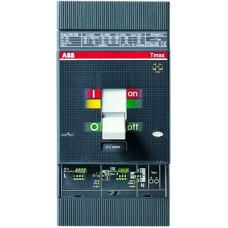 Выключатель автоматический T4N 250 PR222DS/P-LSI In=160 3p F F