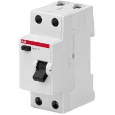 Выключатель дифференциального тока 2P, 25A, 30мA, AC, BMF41225
