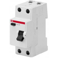 Выключатель дифференциального тока 2P, 40A, 100мA, AC, BMF42240