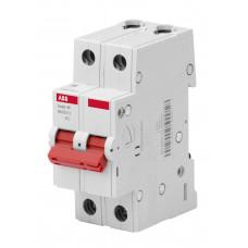 Выключатель нагрузки 2P, 32A, BMD51232
