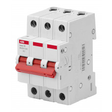 Выключатель нагрузки 3P, 16A, BMD51316