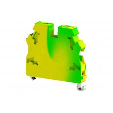 Заменять на 334450 Клеммник на DIN-рейку 4 мм.кв., (земля); AVK4 TRD